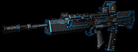 Horzine Elite L85A2 Concept Art
